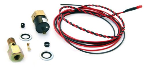 BD Diesel Performance 1081133 Amber Low Pressure Led Alarm Kit :