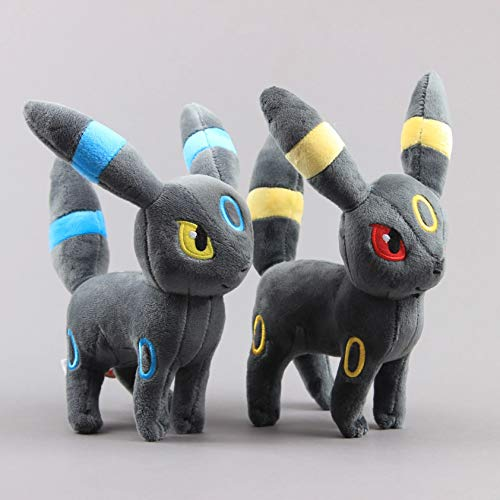 NamekPlanet - Set de 2 Peluches de Umbreon Shiny Variocolor