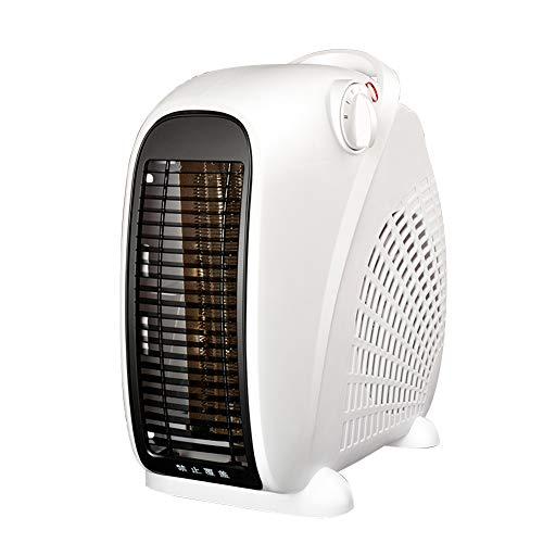 Réchauffeur de poêle électrique - Usage vertical / horizontal-De cheminée silencieuse de protection contre la surchauffe et d'économie d'énergie-Ménage sans chauffage (55/1000 / 2000w)