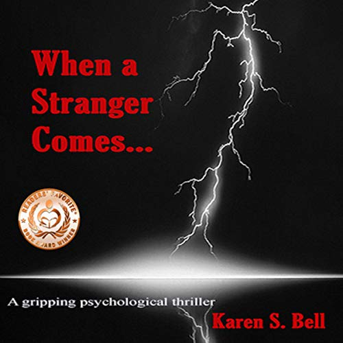 When a Stranger Comes audiobook cover art
