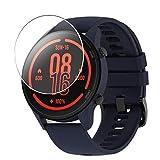 Vaxson 3-Pack Vetro Temperato Pellicola Protettiva, compatibile con Xiaomi Mi Watch Revolve Smart Watch, 9H Screen Protector Film [Non Cover Case ]