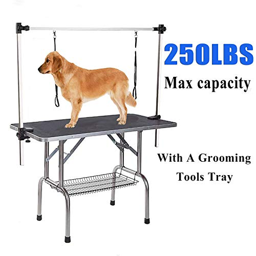 Gelinzon Dog Grooming Table