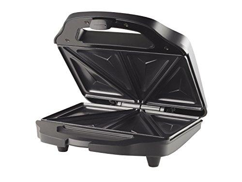 Tristar SA-3056 Sandwich Maker – Edelstahlausführung – Zwei Sandwiches gleichzeitig