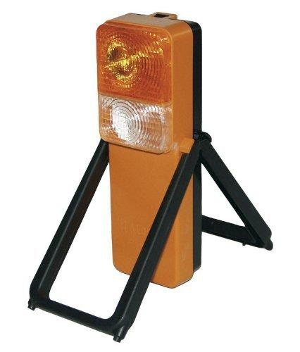 Warnblinkleuchte Pannenlicht für LKW - PKW TYP P30 Halogen mit Arbeitslicht