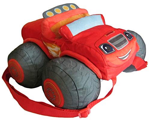 Blaze and The Monster Machine MC-101-BZ Mochila Infantil