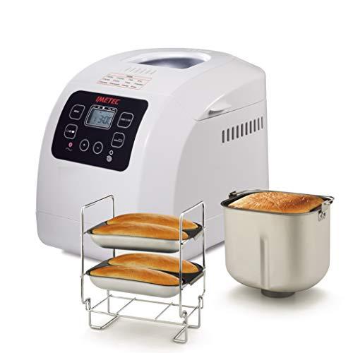 IMETEC BM1000 Máquina de Pan, 550 W, Blanco