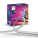 Philips Hue Play Gradient Lightstrip Striscia Led Smart 16 Milioni di Colori, 75', Illuminazione Sorround...