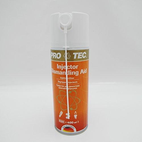 PROTEC P2250 injectorenoplosser spray spuitmond reiniger mondstuk bougie 400ml