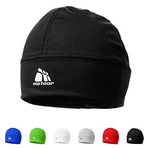 Bonnet coupe-vent unisexe Skull Cap Idéal comme un chapeau pour casque de vélo, Courir, le ski, snowbording, jogging, ou comme - Sous-casque