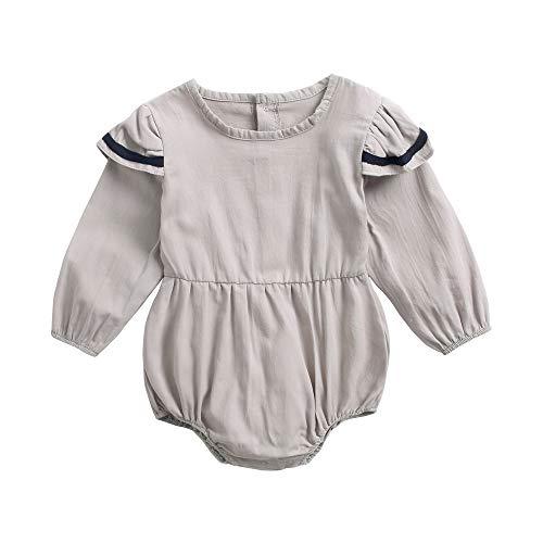 Ropa de Dormir Unisex para bebé, de algodón, Pelele para Chicos y Chicas, Mono, Body para bebé, Pijama, Pijama para bebé