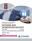Network and Information Security MSBTE DIPLOMA Computer IT Engineering Sem 6 TechKnowledge Publications