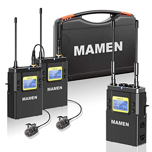 Best Wireless Lavalier Mics