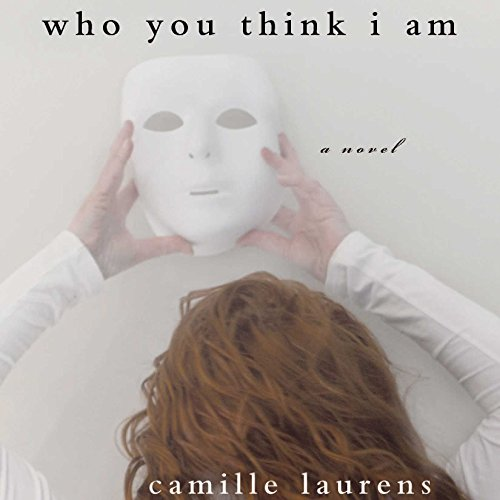 Who You Think I Am audiobook cover art
