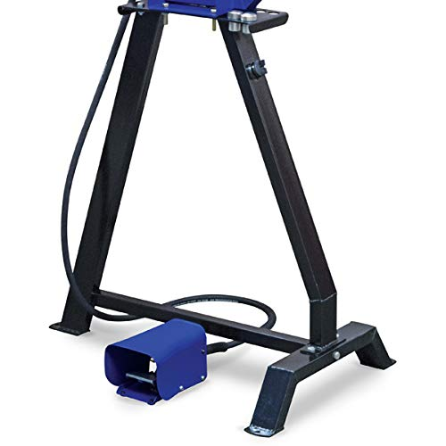 Eastwood Air Pneumatic Planishing Hammer Stand Auto Body Floor Stand for Metal Fabrication & Car Restoration