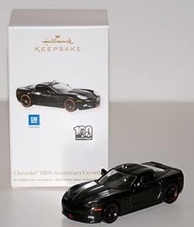 Hallmark Keepsake QX12349 Chevrolet 100th Anniversary Corvette