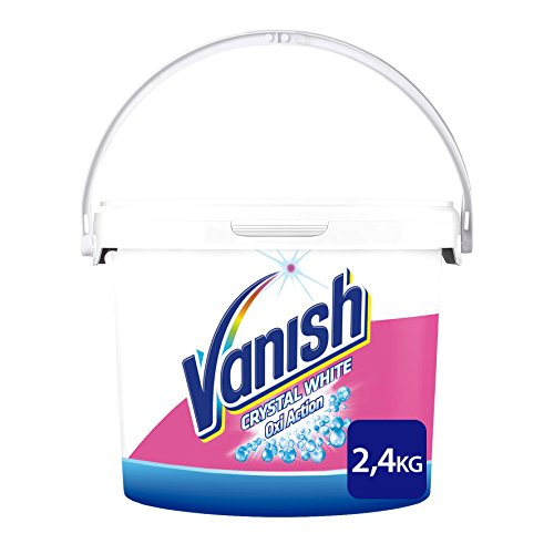Vanish Quitamanchas Polvo Oxi Action Crystal White Profesional 2,4kg