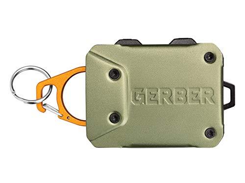 Gerber großes Angel-Multitool, Defender Tether L Compact, Seillänge: 120 cm, Aluminiumgehäuse, 30-001434