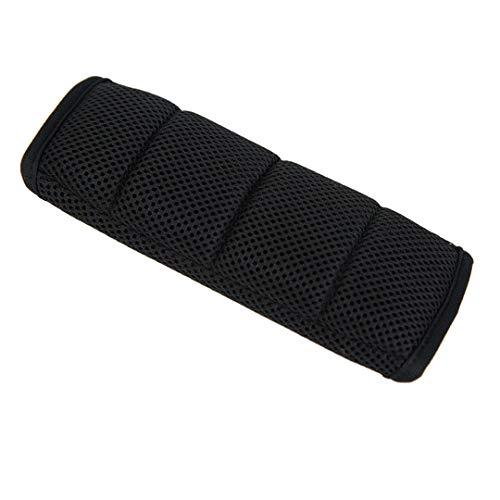 Dr. Air Replacement Shoulder Pad - For Camera, Backpack, Laptop, Guitar (Black)