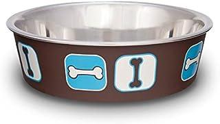 Loving Pets Cosmopolitan Bella Bowl, Small, Blue