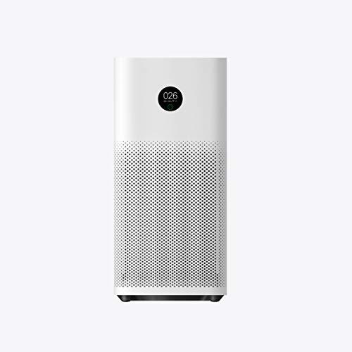 Xiaomi Smart Air Purifier 3H Luftreiniger,Bianco, Einheitsgröße,HEPA-Filter, Intelligente Steuerung, OLED-Touch-Anzeige