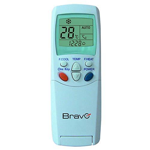 Bravo 92102150 telecomando IR Wireless Aria condizionata Pulsanti