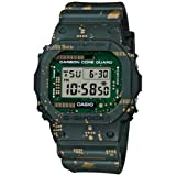Casio G-Shock DWE 5600CC Hombre Limited Edition Verde Militar Carbon Core Guard