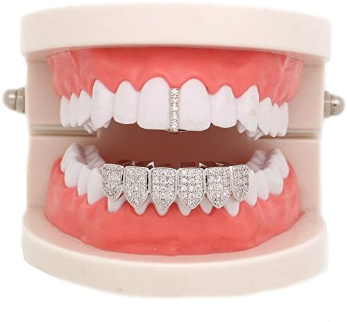 Clip on gold teeth _image0