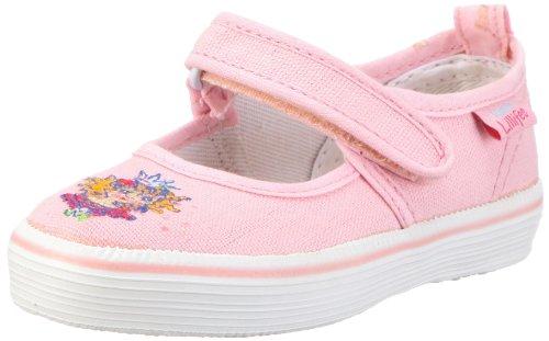 Prinzessin Lillifee Mädchen 140014 Gymnastikschuhe, Pink (rosa), 28