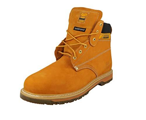 Footwear Sensation - Calzado de protección para hombre,