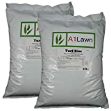 A1 Lawn, Lawn Feed, Weed & Moss Killer Double Strength, 20kg