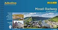 Mosel-Radweg 1:50.000: Von Metz an den Rhein, 1:50.000, 306 km, wetterfest/reissfest, GPS-Tracks Download, LiveUpdate
