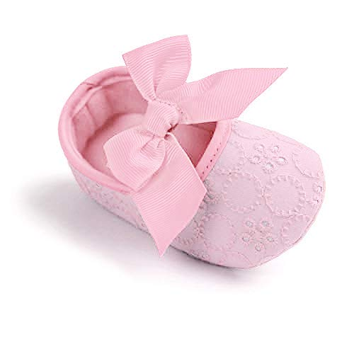 Buy Hand Knitted Baby Girl Shoe
