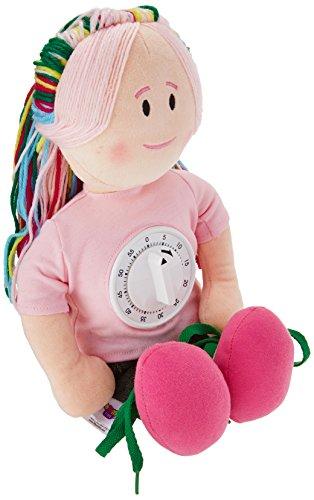 Woombie Teach Time Dolls (Pink)
