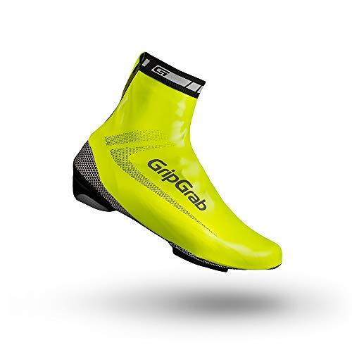 GripGrab RaceAqua Wasserdichter Winddichter Rennrad Aero Überschuh | Unisex Radsport Überzieher/Gamaschen für Regen Wetter