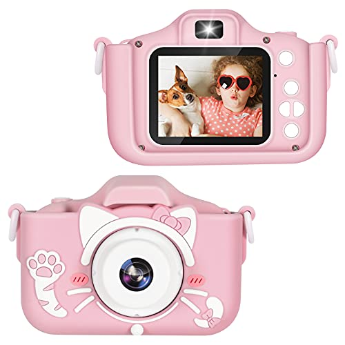 (50% OFF) Kids Kitty Digital Camera $15.00 – Coupon Code