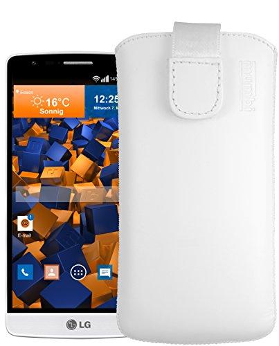 LG - Funda para Smartphone LG G3 S Weiss