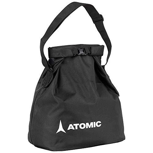 Atomic AL5044610 A Bag, Sacca per Scarponi da Sci, 30 Litri, 52.5 x 37 x 24.5 cm, Poliestere, Nero/Bianco