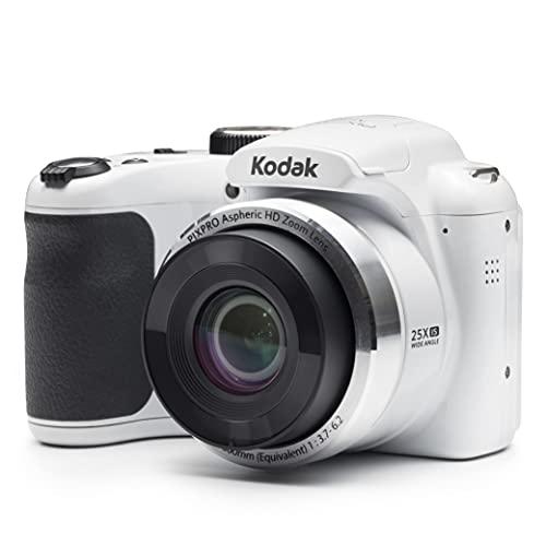 Kodak PIXPRO Astro Zoom AZ252-WH 16MP Digital Camera...