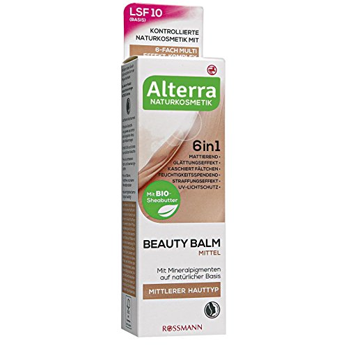 Alterra 6in1 Beauty Balm
