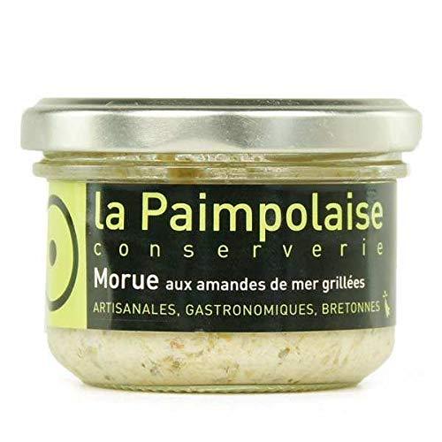 Rillettes de Morue fraîche aux amandes de mer grillées – La Paimpolaise
