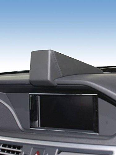KUDA 291790 Halterung Echtleder schwarz für Mercedes E-Klasse (W212/S212) 03/2009 bis 2016 / GLK 2013