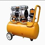 ZHFF Compresor De Aire Compresor De Aire Silencioso Pequeña Bomba De Aire Compresor De Aire Carpintería Bomba De Pulverización Libra De Gas Compresor De Aire Sin Aceite