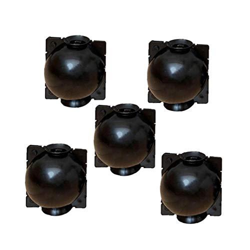 Enraizamiento de las plantas de dispositivos, reutilizable Plant Rooter Pot, 5Pcs de alta presión de Propagación de la bola de alta presión de la caja de injerto para las plantas Varios S