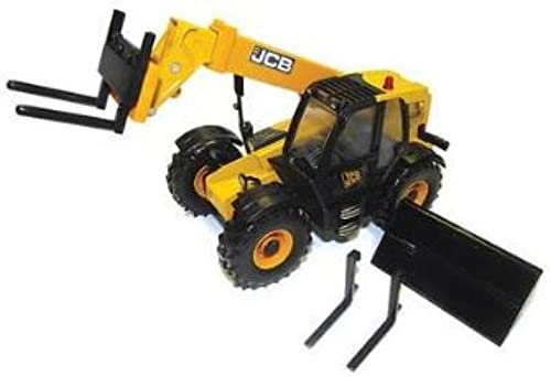 Britains - 42872 - Chargeuse Teles.Jcb 550-80 - 1 32