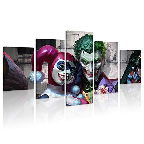 41zc7NB-vsL Harley Quinn DC Comics Posters