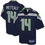 NFL PRO LINE Men's DK Metcalf College Navy Seattle Seahawks Team Jersey