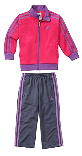 Chandal Adidas LK E KNPES TS Rosa/Violeta