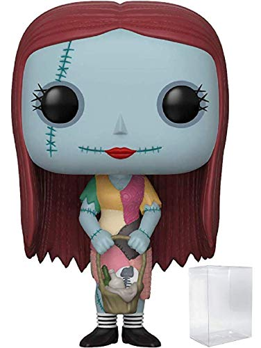 Funko Pop! Disney: The Nightmare Before Christmas - Sally with Basket Vinyl Figure (Includes Pop Box Protector Case)