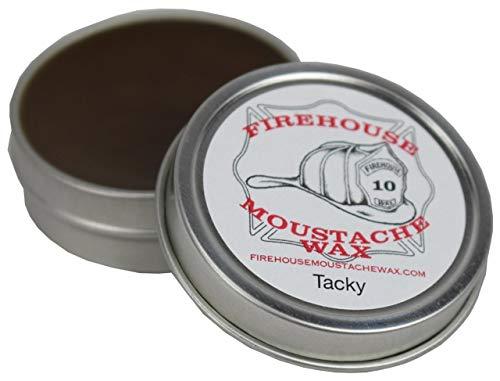 """Firehouse Moustache WAX'S Superior Hold""""Wacky Tacky"""