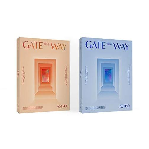 ASTRO - GATEWAY [Random ver.] (7th Mini Album) Album+Extra Photocards Set |